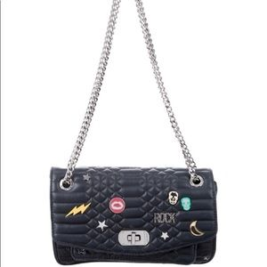 Zadig&Voltaire skinny love pins bag